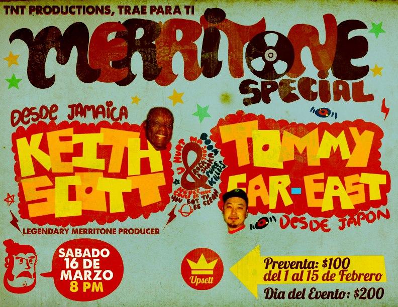 2012/03 Merritone Special