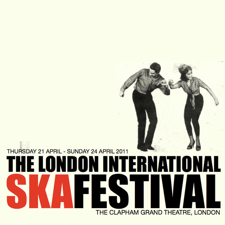 The London International Ska Festival 2011